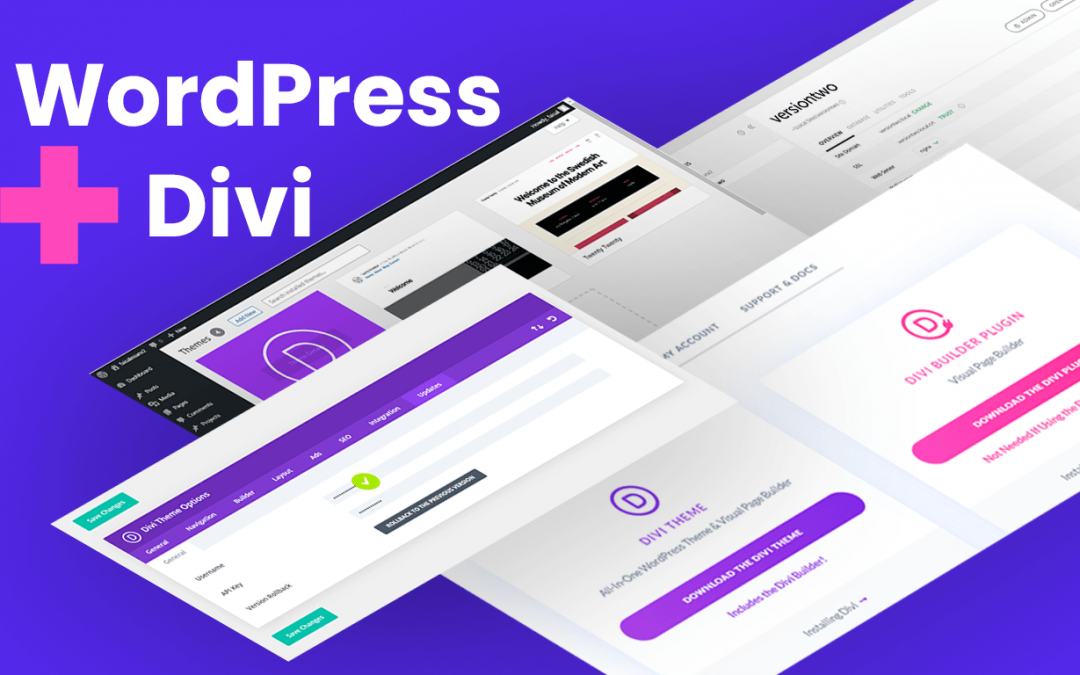 How Easily Install Divi Theme on WordPress & Activate with API key in 2021