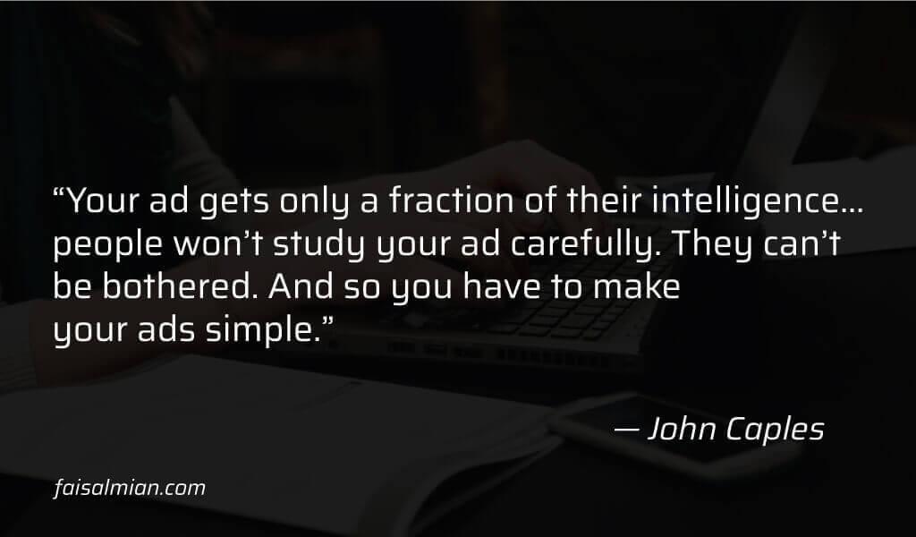 SEO Content Writing vs Copywriting - John Caples
